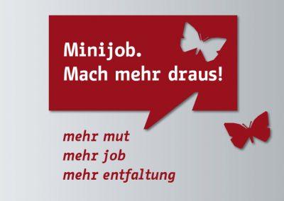 Kampagne Minijobs